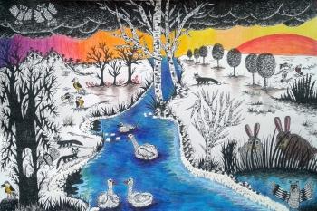 Rzeka Miłosz