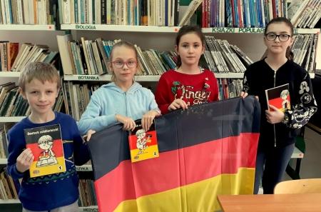 """Wyniki """"Ogólnopolskiej Olimpiady Przedmiotowej OLIMPUS"""" z języka niemiecki"""