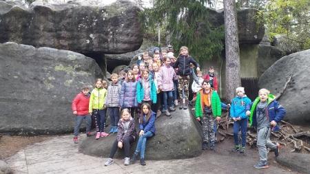 Wycieczka szkolna do Kotliny Kłodzkiej i okolic