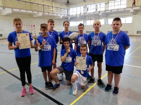 Turniej Eliminacyjny Rugby Tag o Puchar Prezydenta Bolesławca