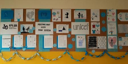 Międzynarodowy Dzień Praw Dziecka z UNICEF w Szkole Podstawowej nr 3