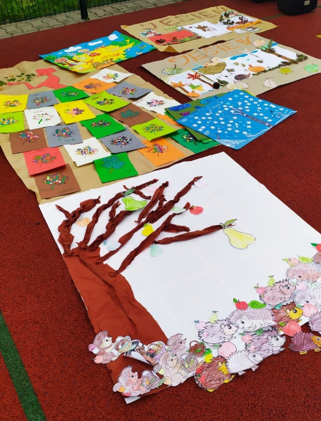 Zabawa ekologiczno- przyrodnicza dla klas I – III