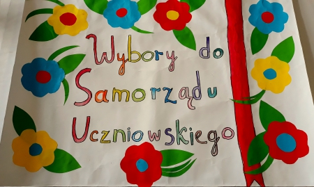 Wybory do Samorządu Uczniowskiego 2020/2021 - szkolna lekcja demokracji