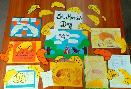 Szkolna galeria (on-line) twórczości uczniów