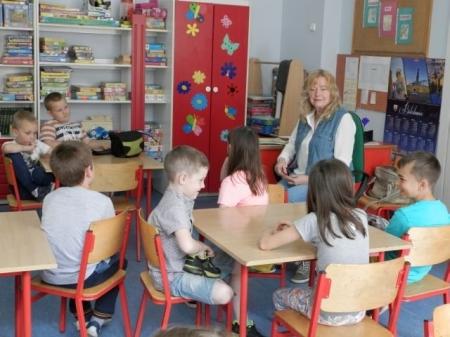 Cała Polska czyta dzieciom - spotkanie